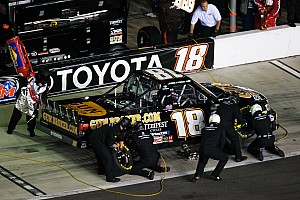 NASCAR Truck Preview KBM' Joey Coulter ready to take on Rockingham