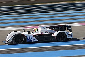 European Le Mans Qualifying report Turvey claims home pole for Jota Sport at Silverstone