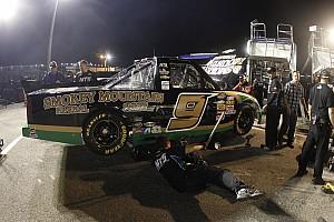 NASCAR Truck Breaking news Hornaday Jr. penalized by NASCAR following Rockingham race