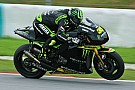 Crutchlow stars on Texas debut during practice
