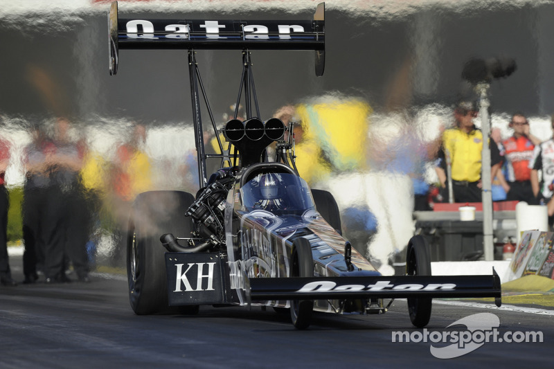 Funny Car rookie Head takes first career No. 1 qualifying position in Charlotte