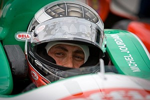 IndyCar Breaking news Michel Jourdain Jr. returns to RLLR for the 2013 Indianapolis 500
