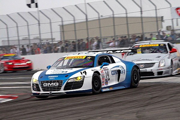 GMG, Sofronas deliver second consecutive Audi victory at Long Beach