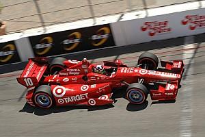 """IndyCar Commentary Lisa's Long Beach """"Back Talk"""""""