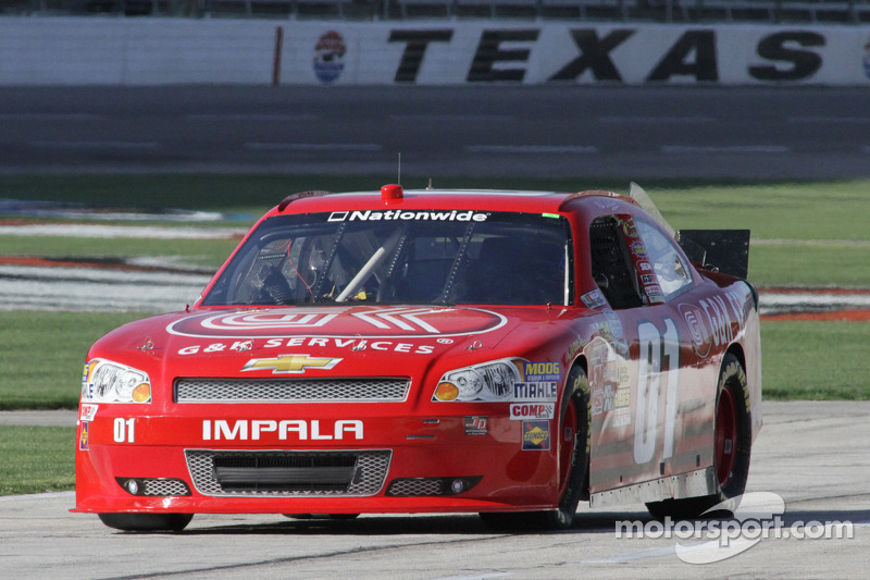 Mike Wallace hopes to continue with a good result at Richmond