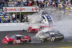 NASCAR XFINITY Press conference Safety enhancements at Daytona and Talladega