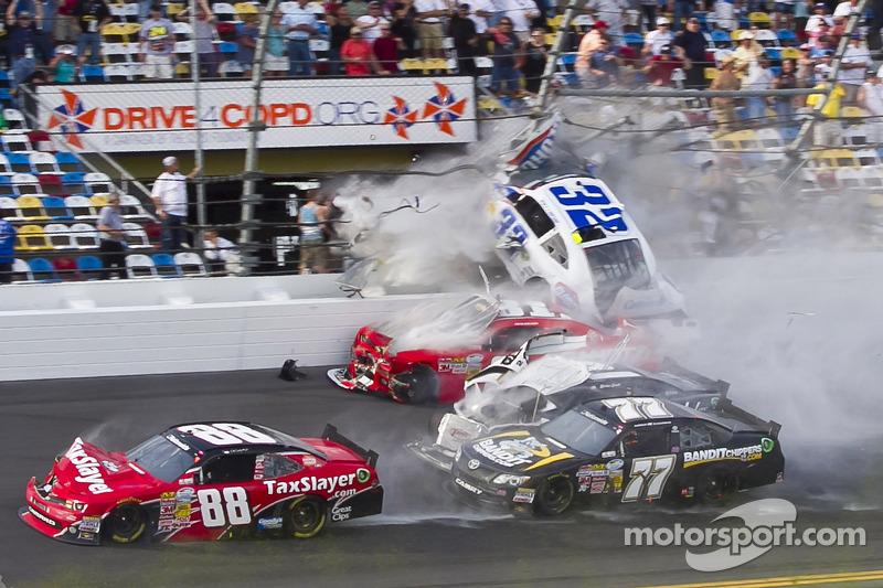 Safety enhancements at Daytona and Talladega