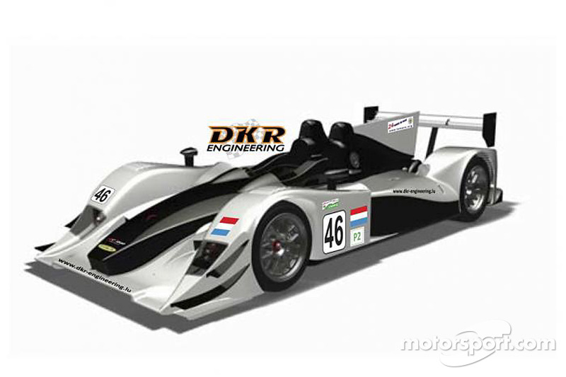 The DKR Engineering team to race in the Le Mans 24 Hours