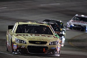 NASCAR Cup Race report Newman finishes 15th at Richmond