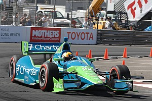 IndyCar Preview Servia and Panther DRR ready to take to the streets of Sao Paulo