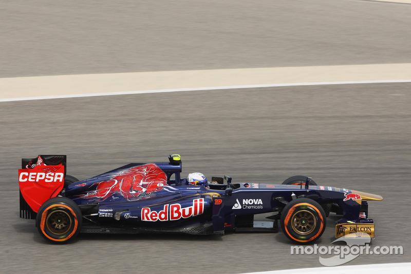 Red Bull hopeful Ricciardo says Vettel 'nice'