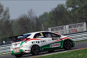 WTCC Preview Tiago Monteiro looking to continue momentum in Hungary