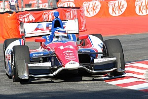IndyCar Qualifying report Sato starts in sixth row in Sao Paulo