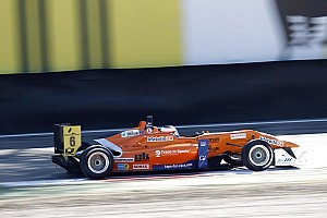 F3 Europe Race report Rosenqvist surprises in final race in Hockenheim with the victory