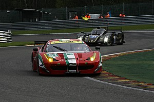WEC Race report AF Corse and 8Star Motorsports, victories at Spa with Ferrari 458 Italia GT2 Sportscars