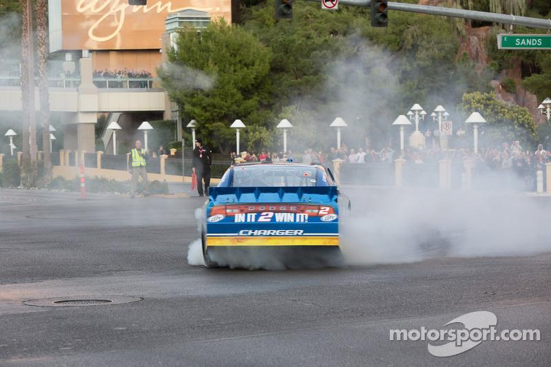 NASCAR Sprint Cup Series Champion's Week celebrates five years in Las Vegas