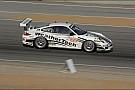 Alex Job Racing Porsche on pole in GTC at Laguna Seca