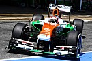 Qualifying for the Spanish GP saw Di Resta qualify in P10 and teammate Sutil in P13.
