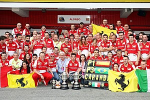 Formula 1 Interview Domenicali doubts 2013 pecking order to change