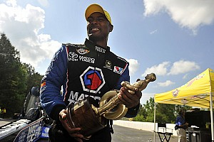 NHRA Race report Third Atlanta win a charm for Brown