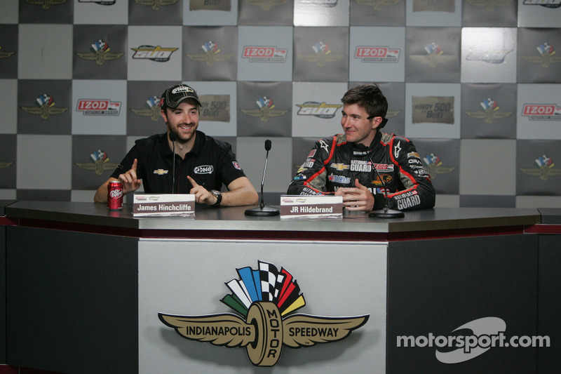 The Mayor of Hinchtown ruled in Speedway today