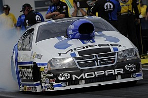 NHRA Preview Defending Pro Stock champion Johnson seeking more success at  Kansas Nationals
