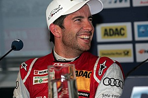 DTM Qualifying report Audi RS 5 DTM on front row again - at Brands Hatch