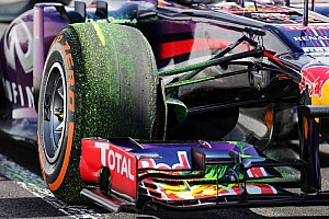 Formula 1 Breaking news Vettel urges F1 to rethink tyre 'recipe'