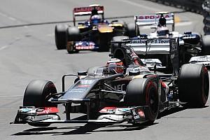 Formula 1 Race report No points for Sauber on Monaco GP