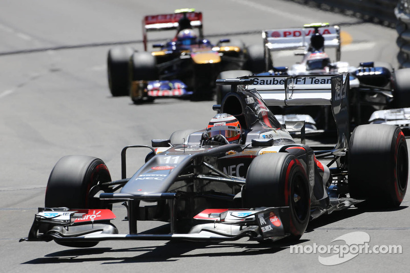 No points for Sauber on Monaco GP