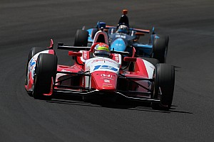 IndyCar Race report Wilson posts fastest race lap at Indy 500