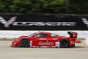 Grand-Am Qualifying report Fogarty qualifies second for Detroit 200