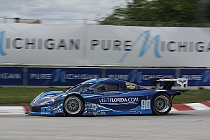 Grand-Am Race report Spirit of Daytona Racing takes street fighting fifth at Belle Isle