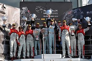 Blancpain Endurance Race report Blancpain Endurance: Rule Brittania for Aston Martin