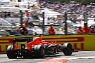 Report - Marussia in Woking, McLaren in Cologne