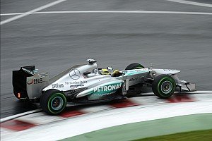Formula 1 Qualifying report  Mercedes' Lewis will start in second place for the Canadian GP