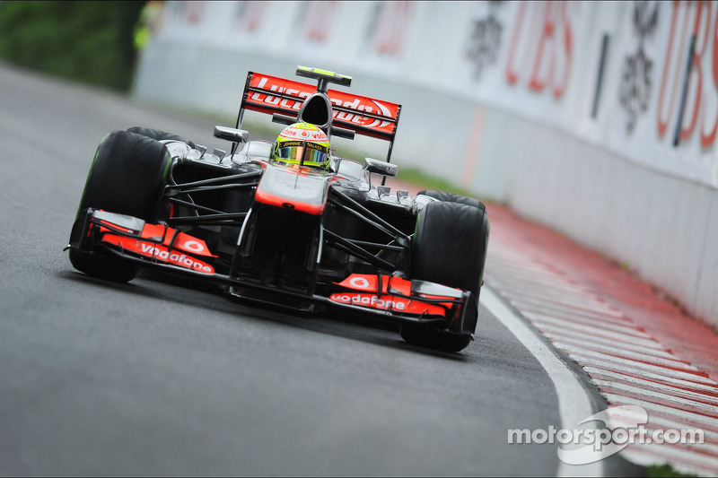 McLaren do not lose hope after weak qualifying in Canada