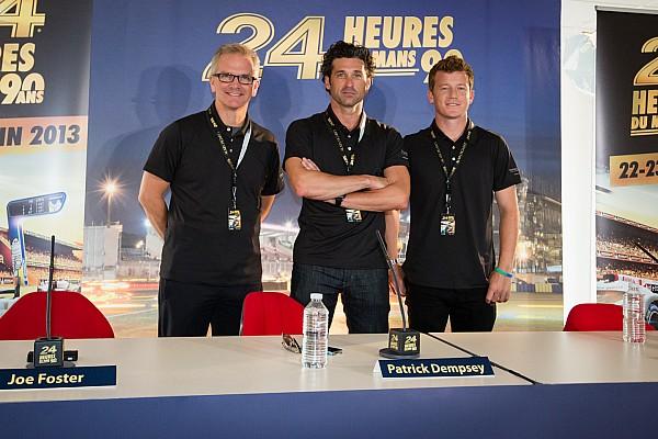 Solid Sunday at Circuit de la Sarthe for Dempsey Del Piero Racing
