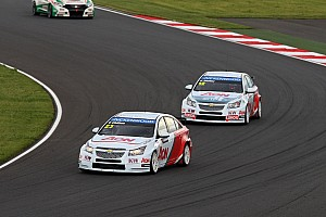 WTCC Race report Championship leader unstoppable in Moscow stunner