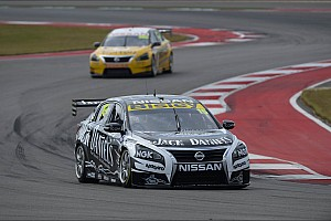 Supercars Preview Nissan Motorsport ready for the heat in Darwin