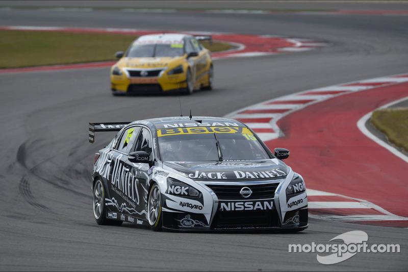 Nissan Motorsport ready for the heat in Darwin