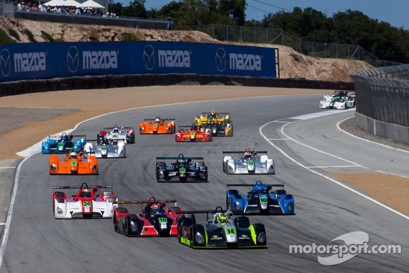 Sean Rayhall sets his own winning legacy at Mazda Raceway Laguna Seca