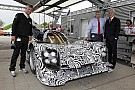 Successful rollout for new Porsche LMP1 sports prototype