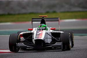 GP3 Race report Conor Daly triumphant in Valencia Race 1