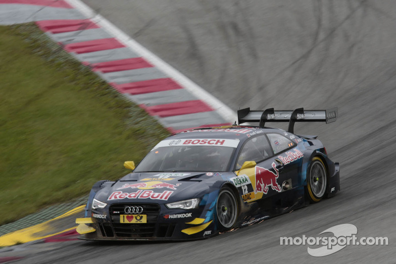 'Rocky' takes lead for Audi at the Lausitzring