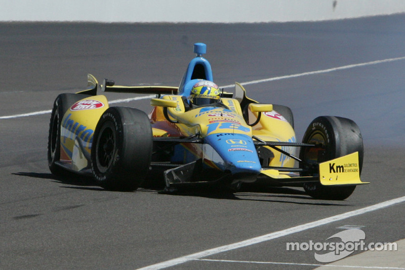 Competitive day for Wilson and Beatriz at the Milwaukee Mile