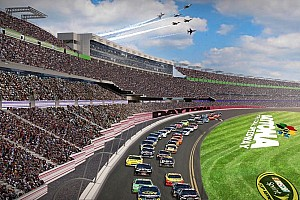NASCAR Cup Breaking news Multi-million dollar renovations approved for Daytona