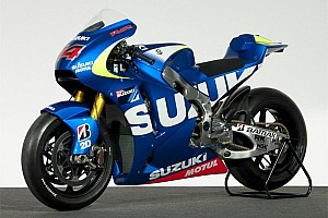 MotoGP Breaking news Suzuki Motor Corporation to re-enter MotoGP in 2015