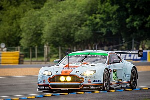 Le Mans Qualifying report Double pole for Aston Martin at Le Mans