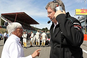 Formula 1 Blog Mercedes's international rescue - views on the outcome of